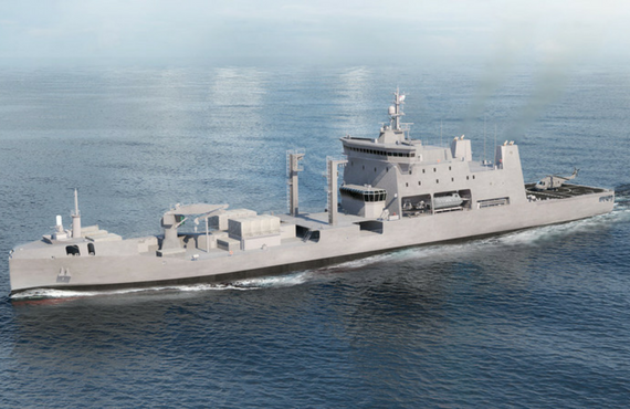 Nz Navy Contract 570X370